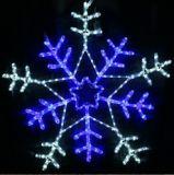 Светодиодные снежинки, звезды