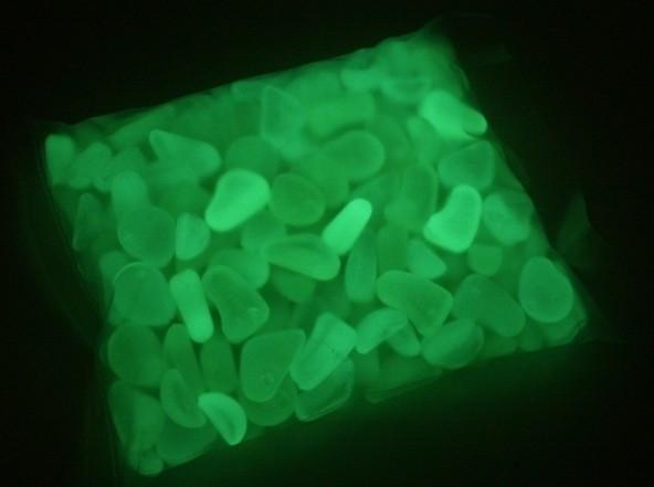 Светящиеся камни мастер класс